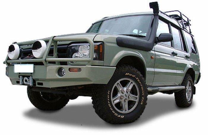 Snorkel Air Intake For Land Rover Discovery Series II 1999 Onward Diesel Petrol